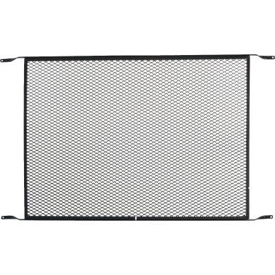 M-D 32 In. x 19 In. Bronze Aluminum Door Grille