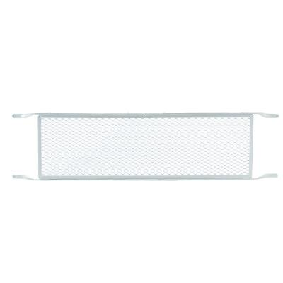 M-D 32 In. x 8 In. Mill Aluminum Door Grille