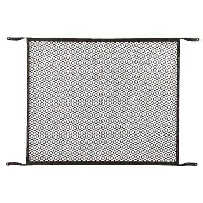 M-D 36 In. x 19 In. Bronze Aluminum Door Grille