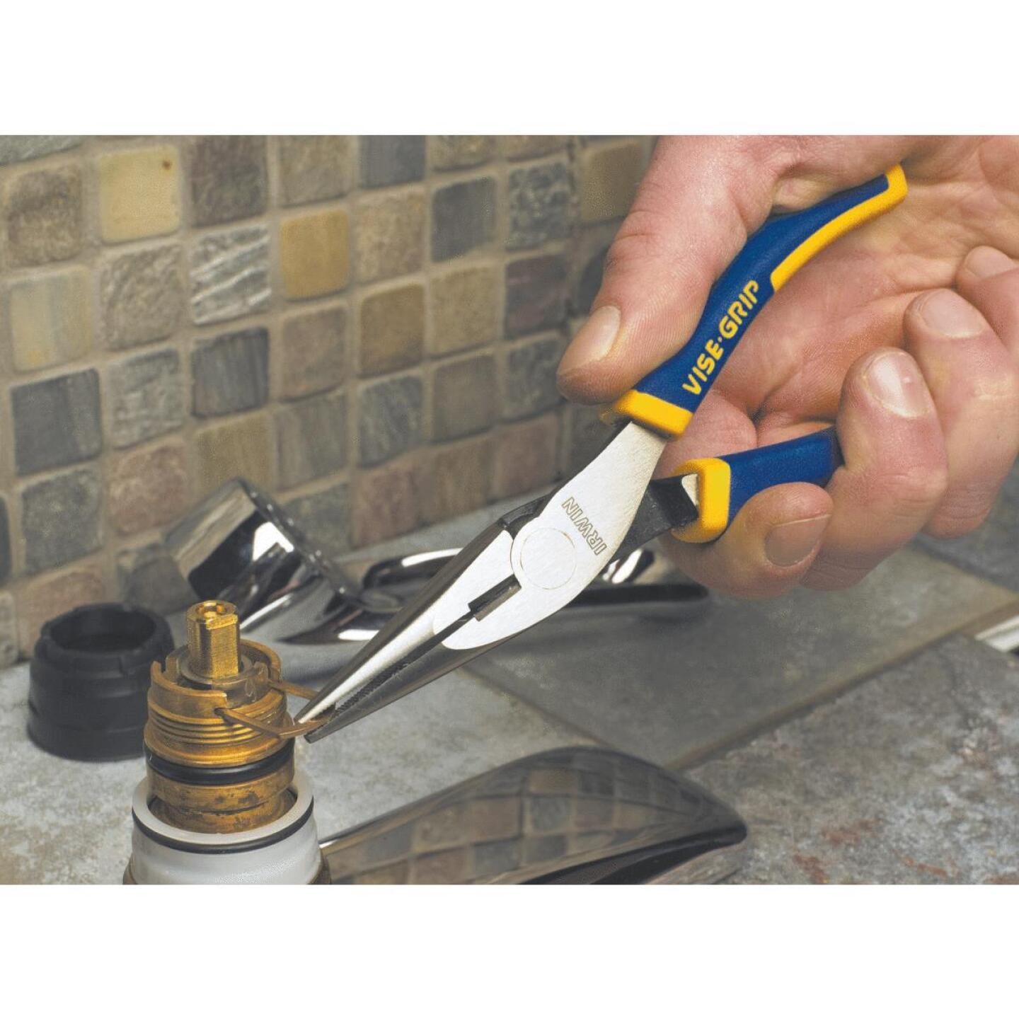 Irwin Vise-Grip 6 In. Long Nose Pliers Image 2