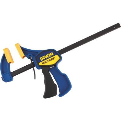 Irwin Quick-Grip Mini 6 In. x 2-7/16 In. One-Hand Bar Clamp