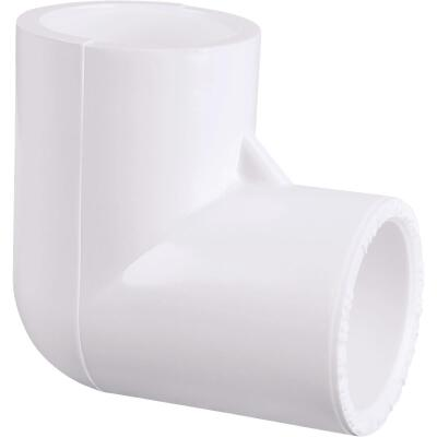 Charlotte Pipe 1/2 In. Slip x Slip Schedule 40 Standard Weight PVC Elbow