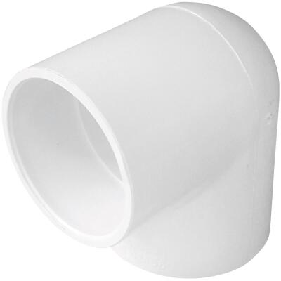 Charlotte Pipe 2 In. Slip x Slip Schedule 40 Standard Weight PVC Elbow