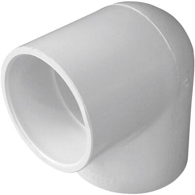 Charlotte Pipe 3 In. Slip x Slip Schedule 40 Standard Weight PVC Elbow