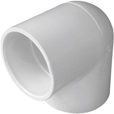 Charlotte Pipe 4 In. Slip x Slip Schedule 40 Standard Weight PVC Elbow