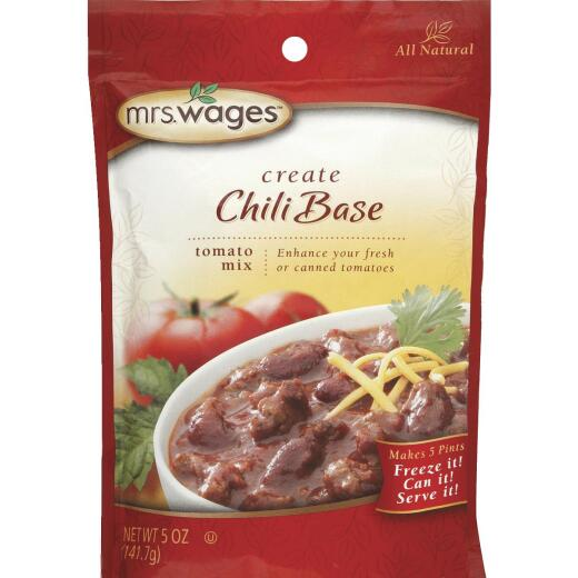 Mrs. Wages 5 Oz. Chili Tomato Mix