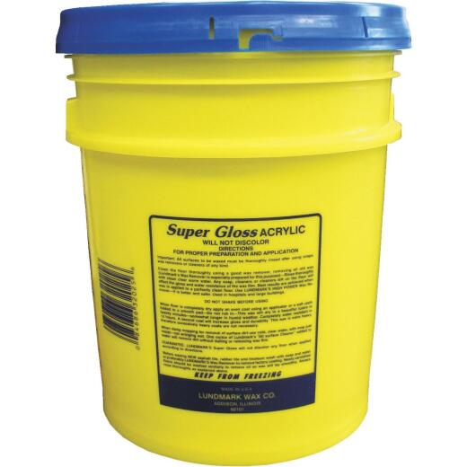 Lundmark 5 Gal. Super Gloss Floor Wax