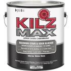 Kilz Restoration Water-Based Interior Primer Stainblocker, White, 1 Gal. Image 1